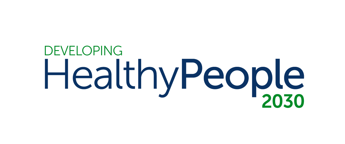 Developing Healthy People 2030 logo
